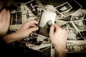 エコー写真の保存はフォトスキャン