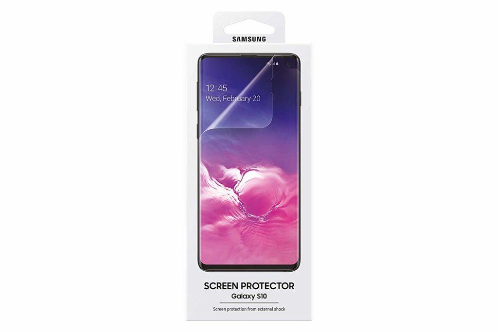 Galaxy S10用 Screen Protector