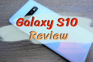 Galaxy S10 プリズムホワイトのレビュー|確実な進化で死角のない万能スマホ!