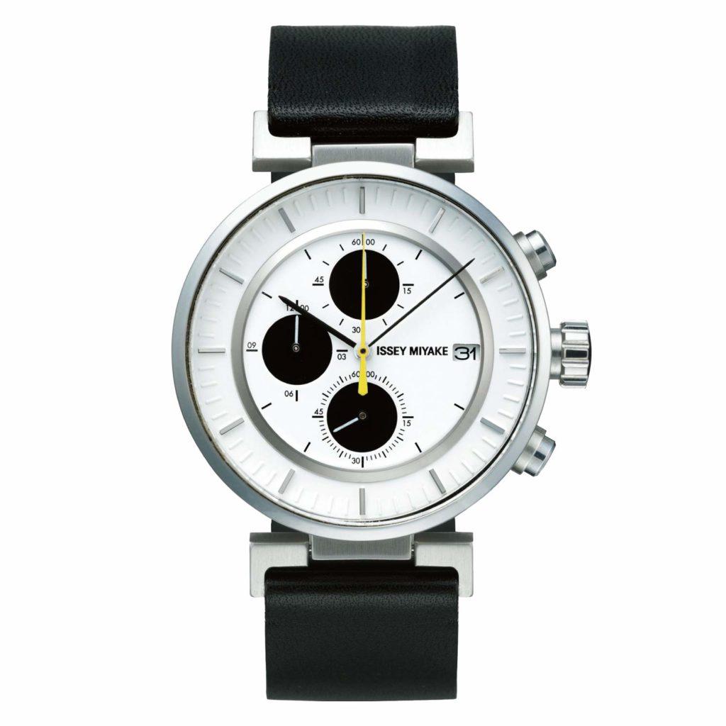 wena wrist leather Chronograph set