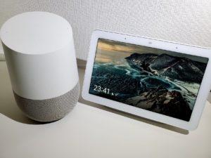Google Nest Hubのレビュー|Googleフォト連携はデジタルフォトフレームの未来だ!