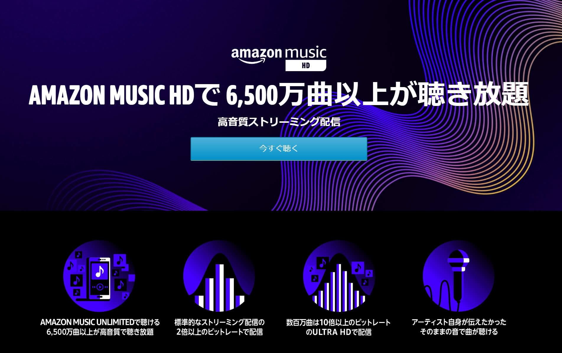 Amazon Music HD 感想