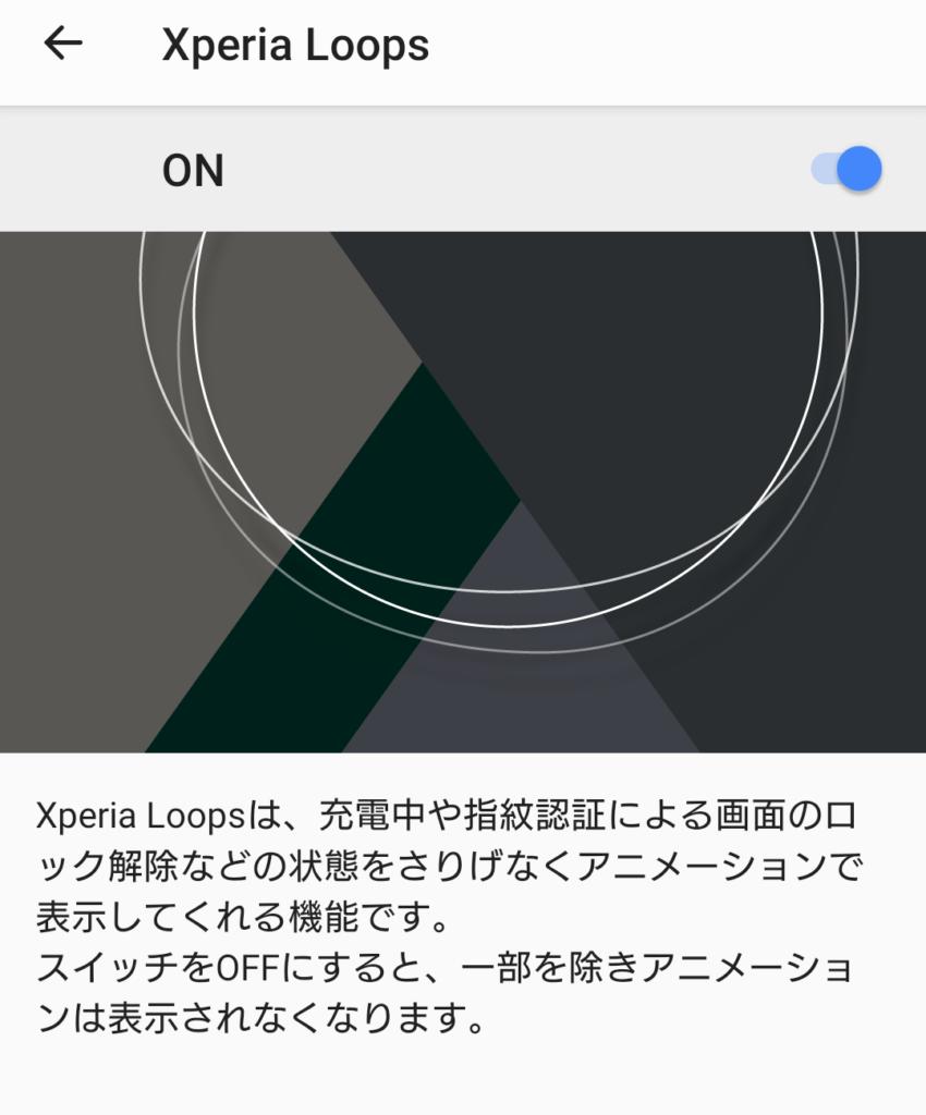 Xperia Loops