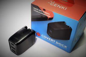 【先行レビュー】『GENKI Dock』はDexと相性も抜群!異色だけど実用的なおもしろ充電器