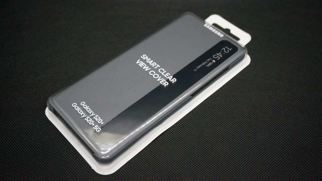 Smart  Clear View Coverのパッケージ