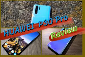 HUAWEI P30 Proのレビュー|値段の割にカメラとバッテリー持ちが抜群に優秀!