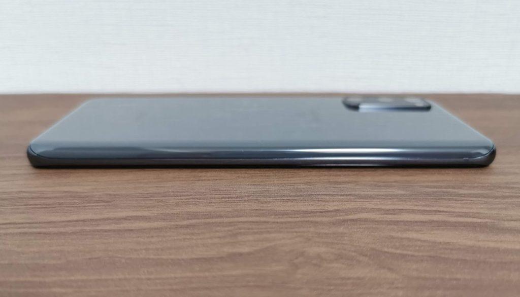 Galaxy S20 5G 左側面