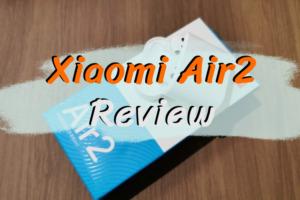 Air 2レビュー