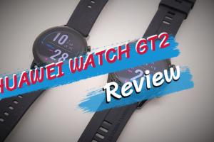 HUAWEI WATCH GT2のレビュー|電池持ち重視なら46mm!デザイン重視の42mm!