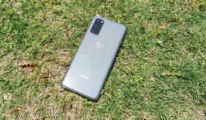 Galaxy S20 5Gレビュー|電池持ちはイマイチながらデザインとカメラは大幅改善!