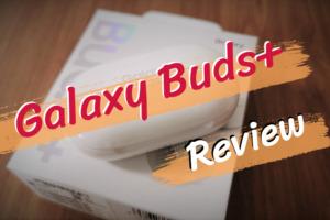 Galaxy Buds plusのレビュー|前作との違いは使えばわかる!電池持ち・質感が強化された優秀な1台