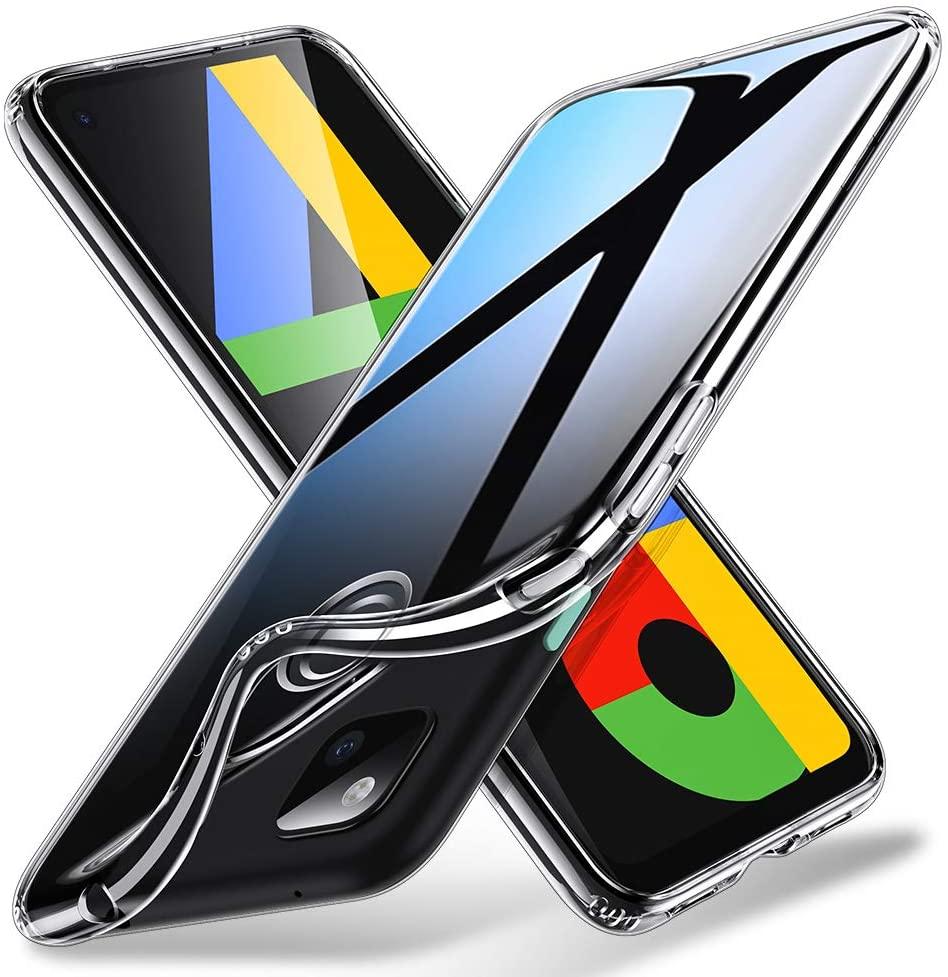 ESR Google Pixel4a TPUカバー