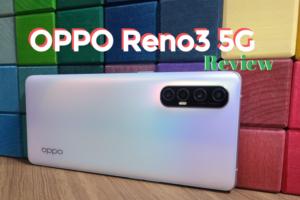 OPPO Reno3 5G レビュー