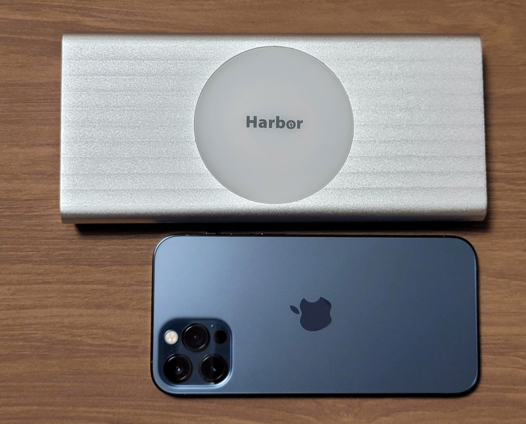 iphone 12 Proとの比較