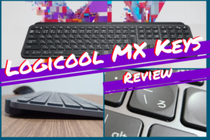 Logicool MX Keys レビュー