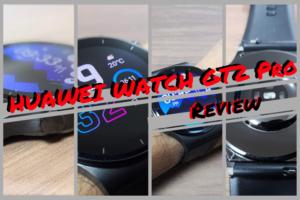 HUAWEI WATCH GT2 Proのレビュー|圧倒的重厚感とバランスの取れたソフトが魅力!