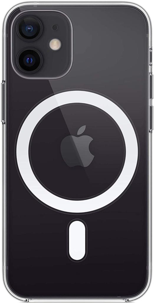 Apple 純正クリアケース(MagSage対応)