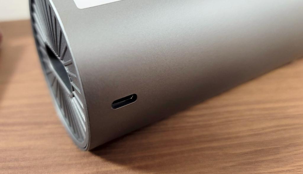 USB-Cを搭載