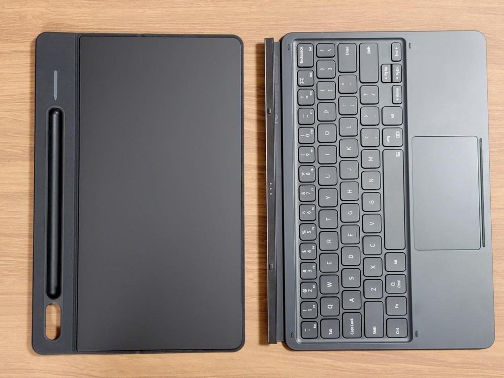 『Book Cover Keyboard』外観