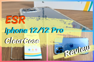 ESE iphone12 クリアケース