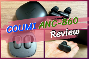 COUMI ANC-860 レビュー