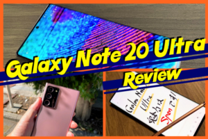Galaxy Note20 Ultra レビュー