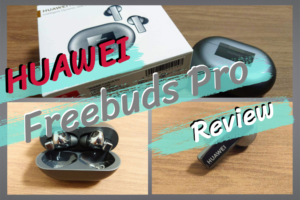 HUAWEI Freebuds Proのレビュー|全方位的に最強な完全ワイヤレスイヤホン!