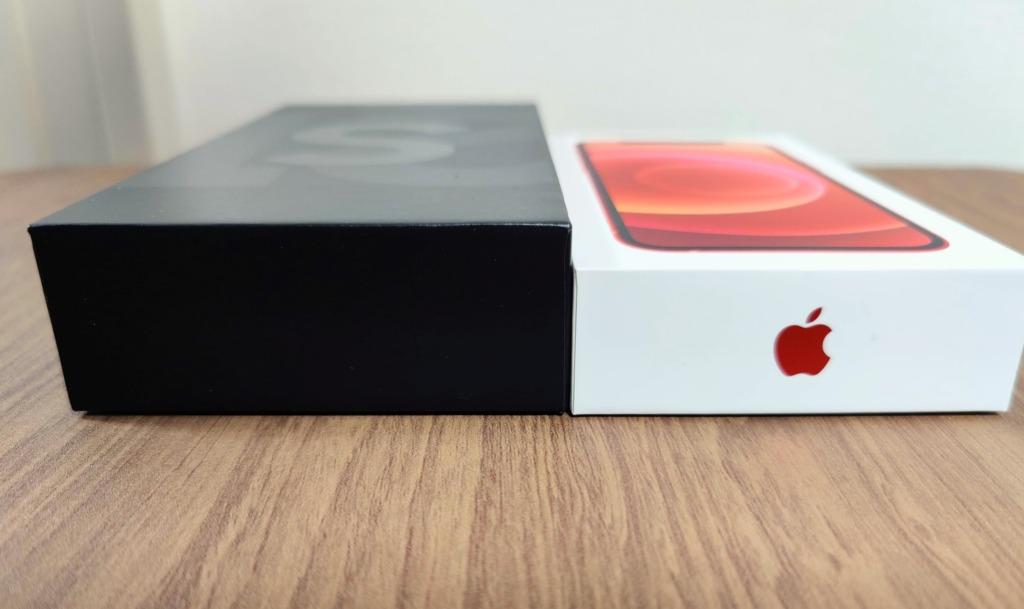 iPhone12 miniとの比較