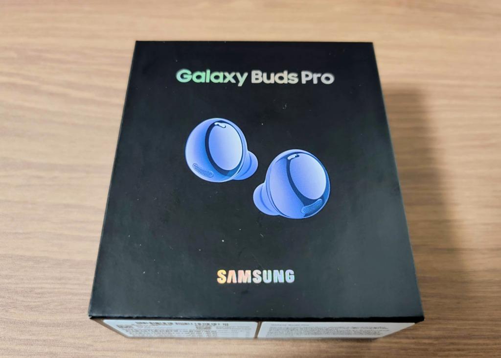 Galaxy Buds Pro化粧箱