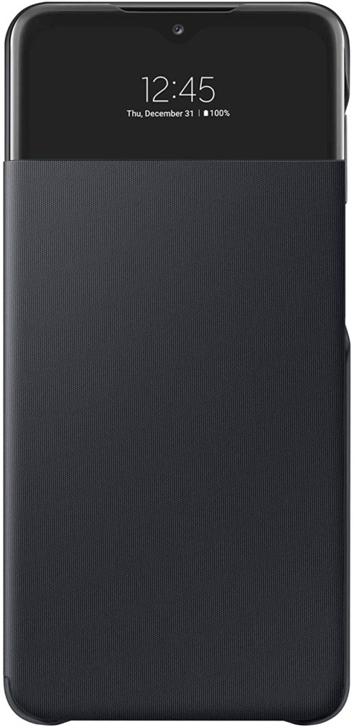 Galaxy A32 5G Smart S View Wallet Cover/Black