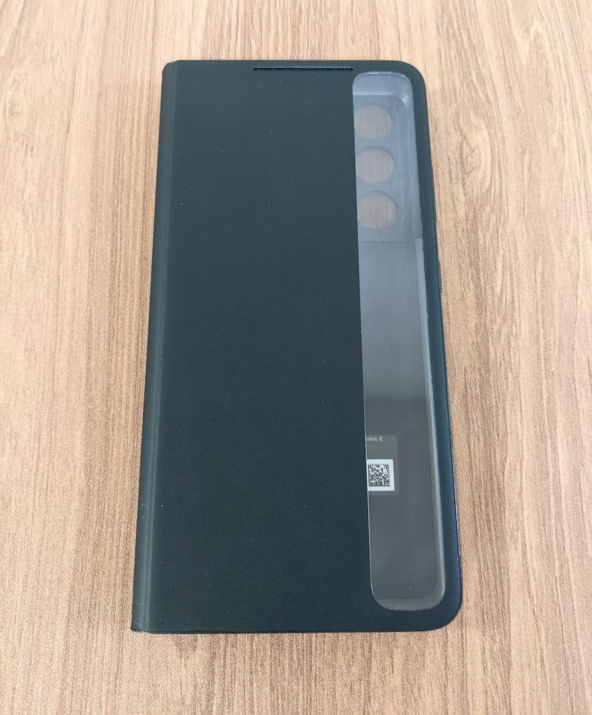 Smart Clear View Cover with S Pen