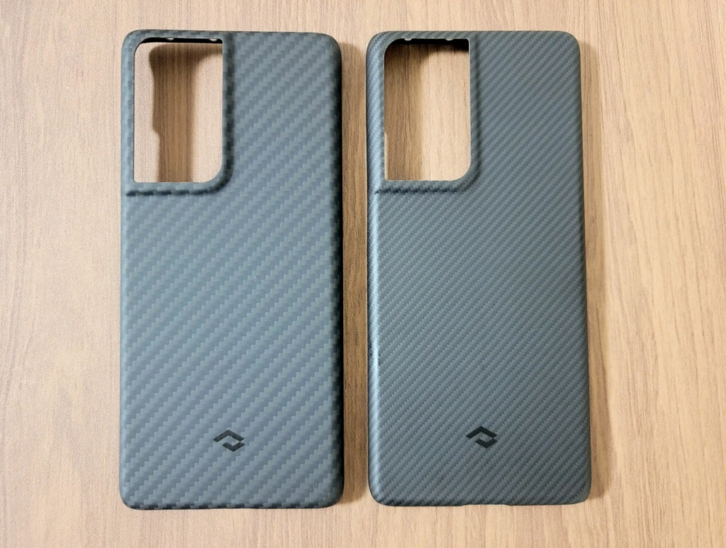 左:MagEZ Case 右:Air Case
