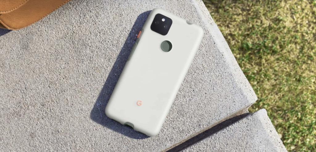 Pixel5a Google純正ケース