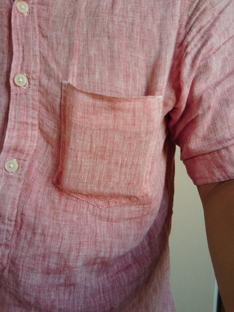 胸ポケットにすっぽり2